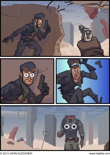 los gamers lo entenderán :,) - meme