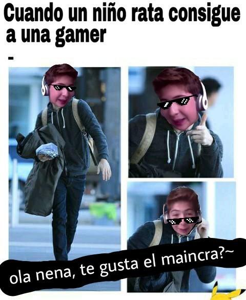 Meme original.