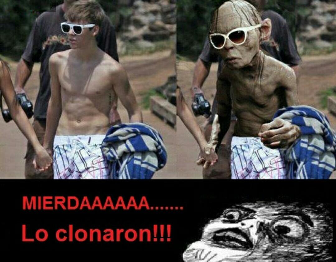 Los cloneees! - meme