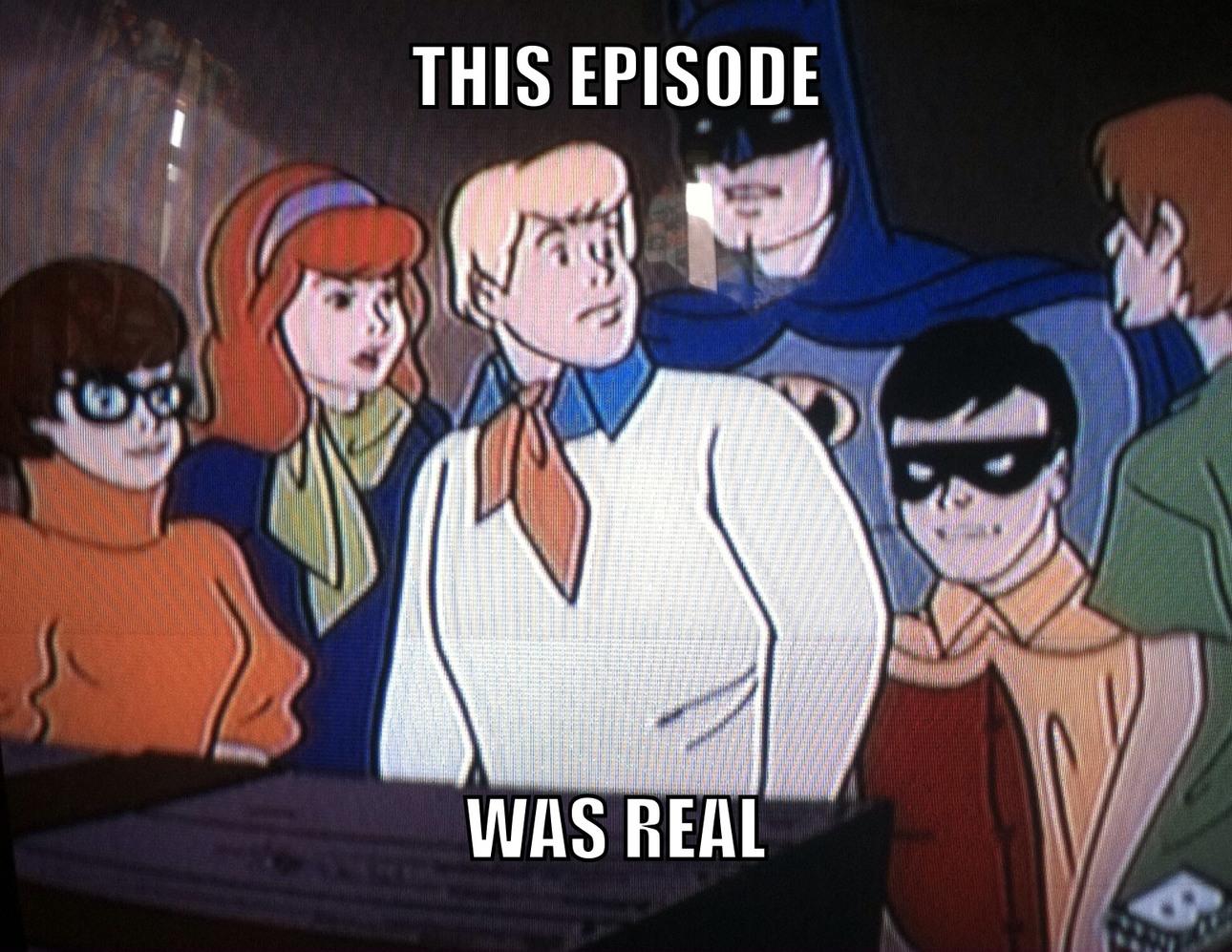 But the voice actors for robin and batman weren't - meme