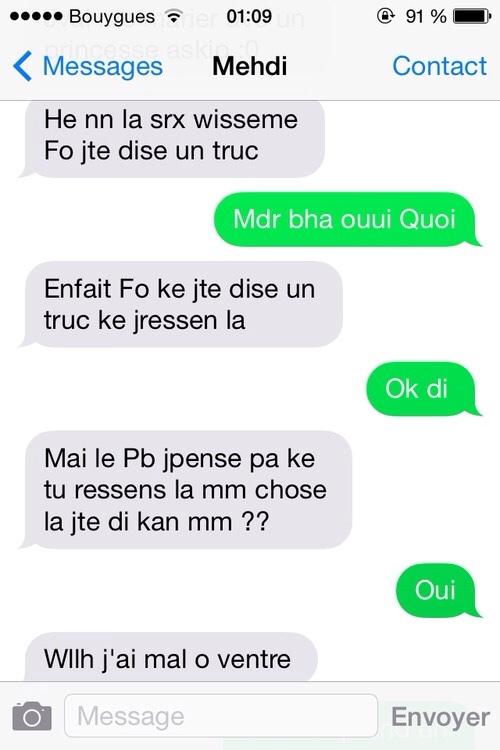dsl pr les fautes :/ si vous voulez je réécrit en français dans les commentaires pour me faire pardonner :) - meme
