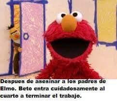 Elmoerto - meme
