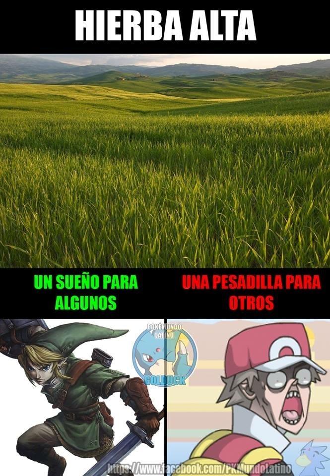 solo los gamers entenderán - meme