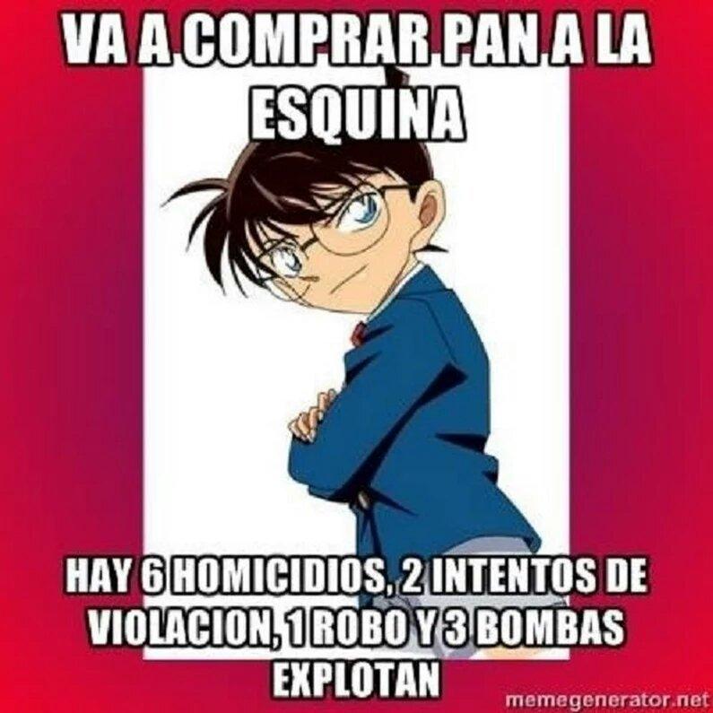 Conan - meme