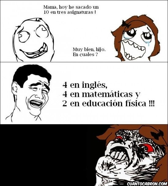 Asignaturas - meme
