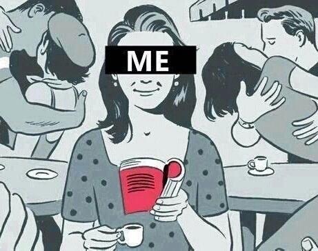 Vive les livres - meme