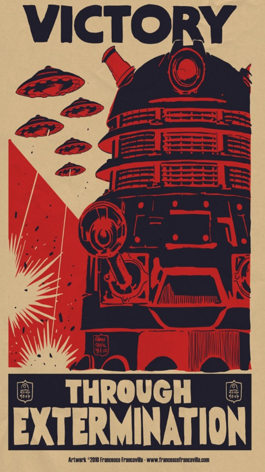 cool Dalek propaganda - meme