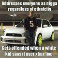 Hypocritical black guy... new meme