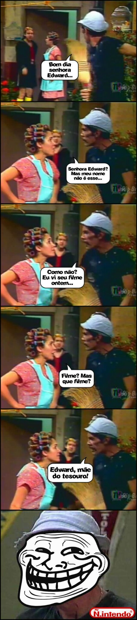 Don Ramon wins - meme