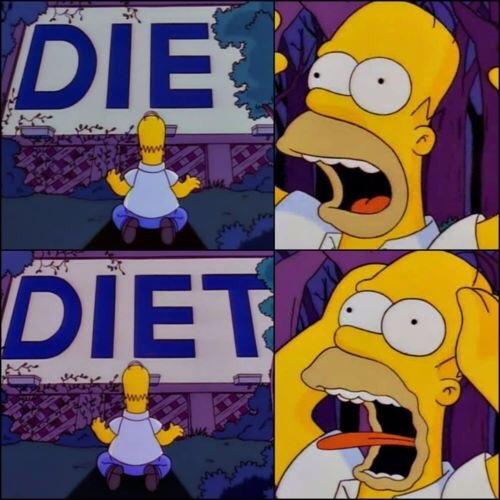 mort - RÉGIME - meme