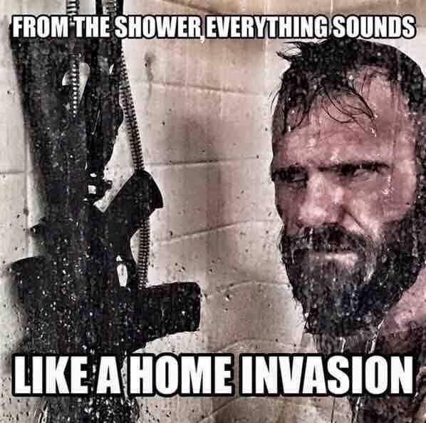 home invasion - meme