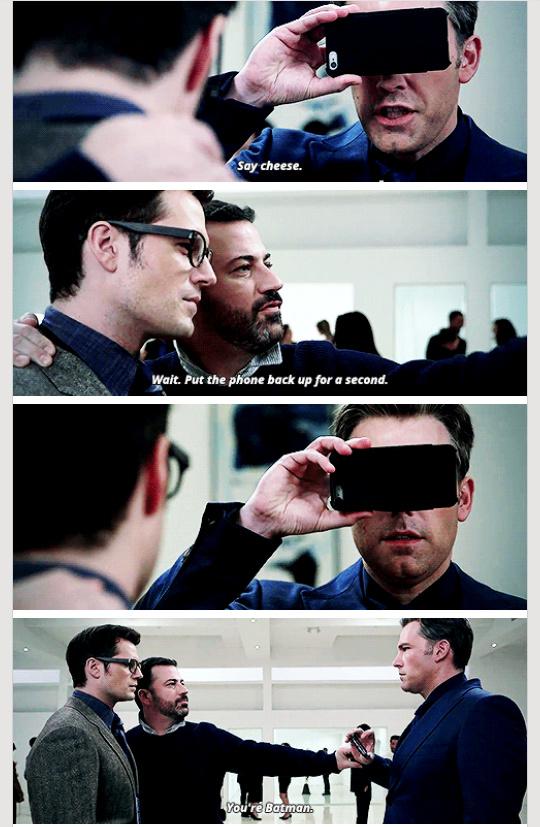 What villian is Jimmy Kimmel a villain in disguise? - meme