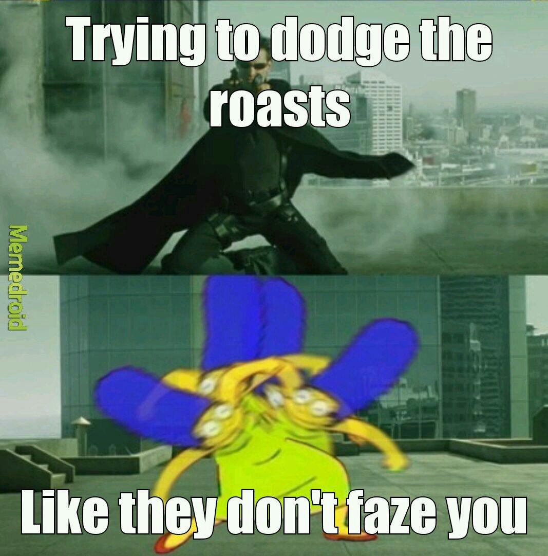 Marge is da best - meme
