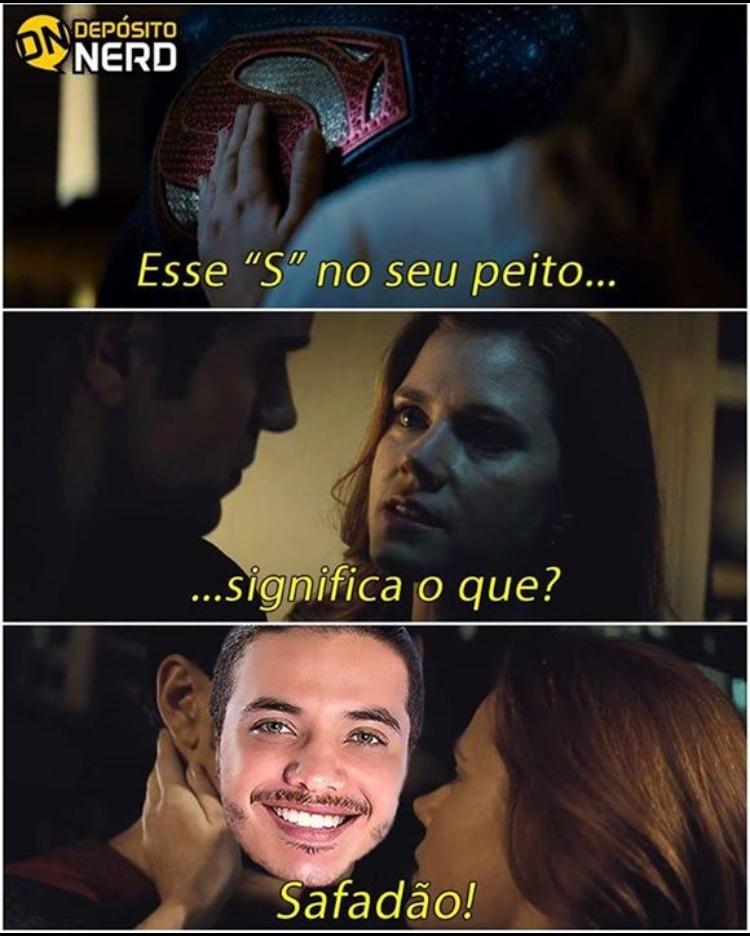 SAFADÃO MEMO CARAIO - meme