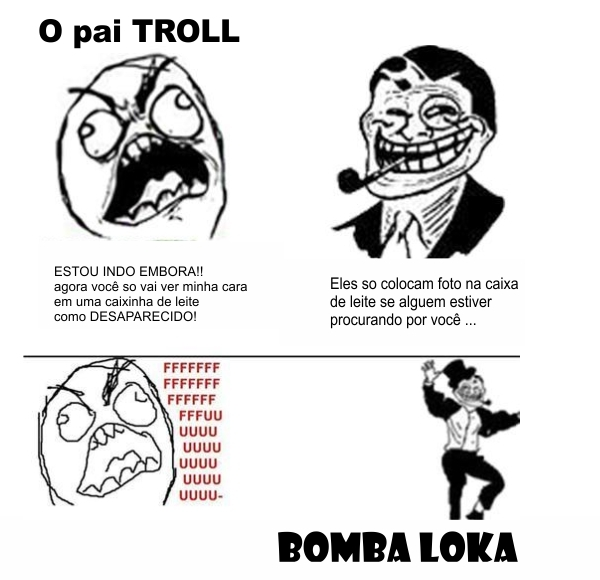 Pai troll - meme