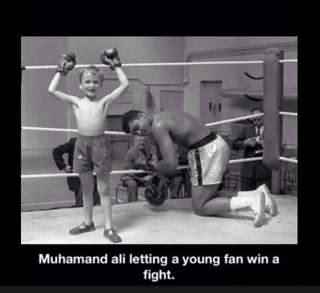 Good Guy Ali - meme