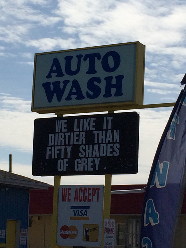 I hear they have pretty dirty deals... - meme