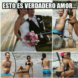 Verdadero Amor - meme