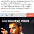 Obama generoso