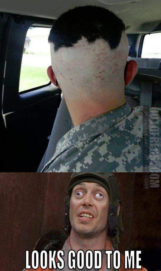 Mondays in the Military - meme