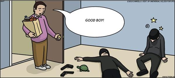 F Minus comic - meme