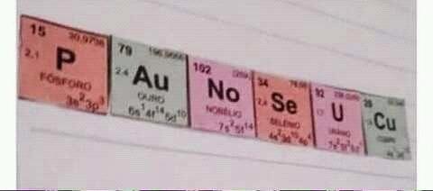 Química revolts - meme