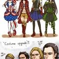 Jajja The captain america