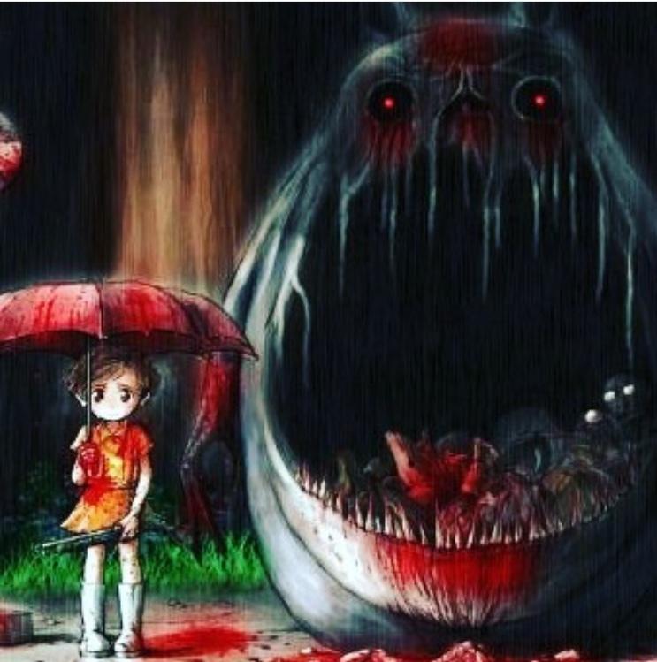 Totoro - meme