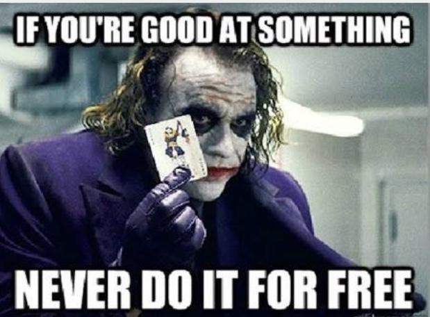 joker is gay - meme