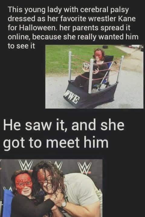 Good guy Kane - meme