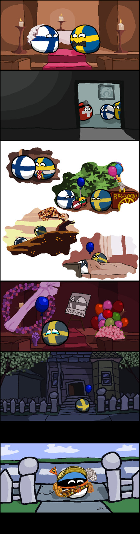 Rip finland - meme