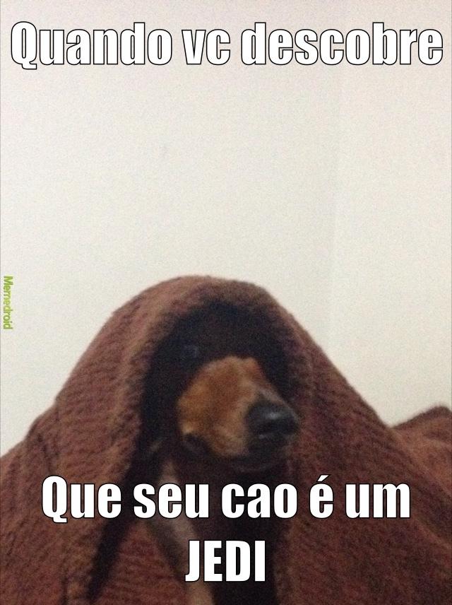 cão wars - meme