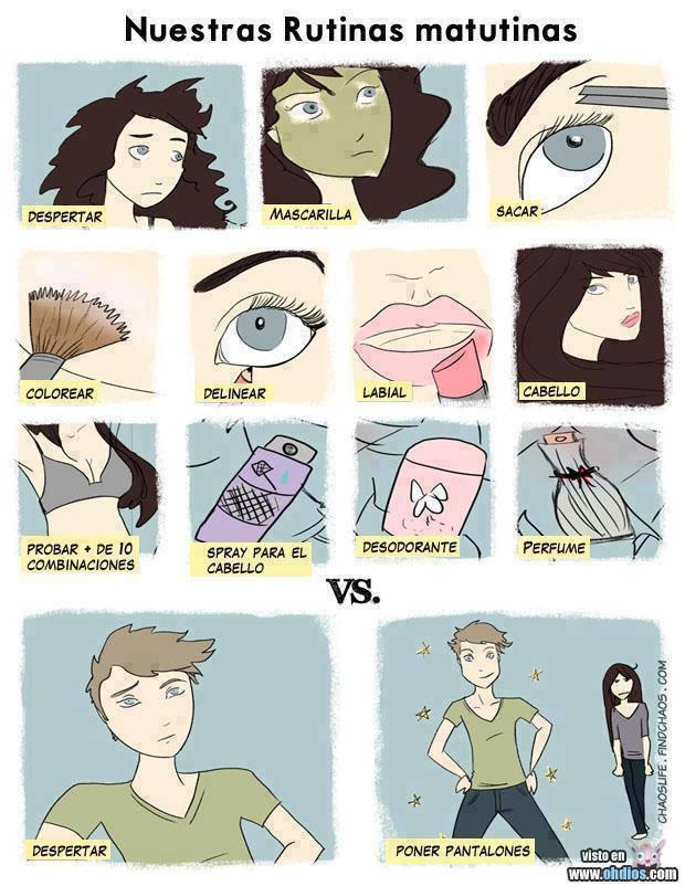 Diferencias - meme