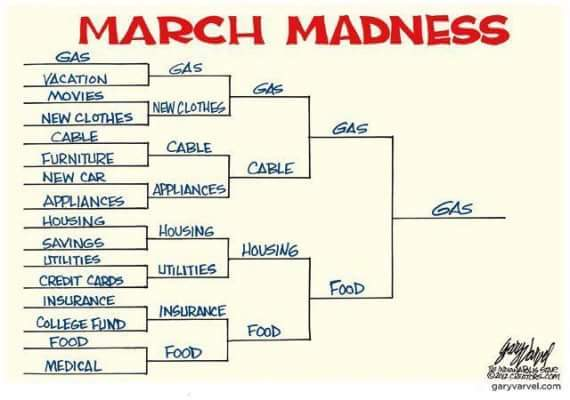 March madness - meme
