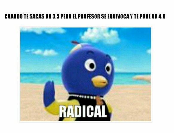 Radical :v - meme
