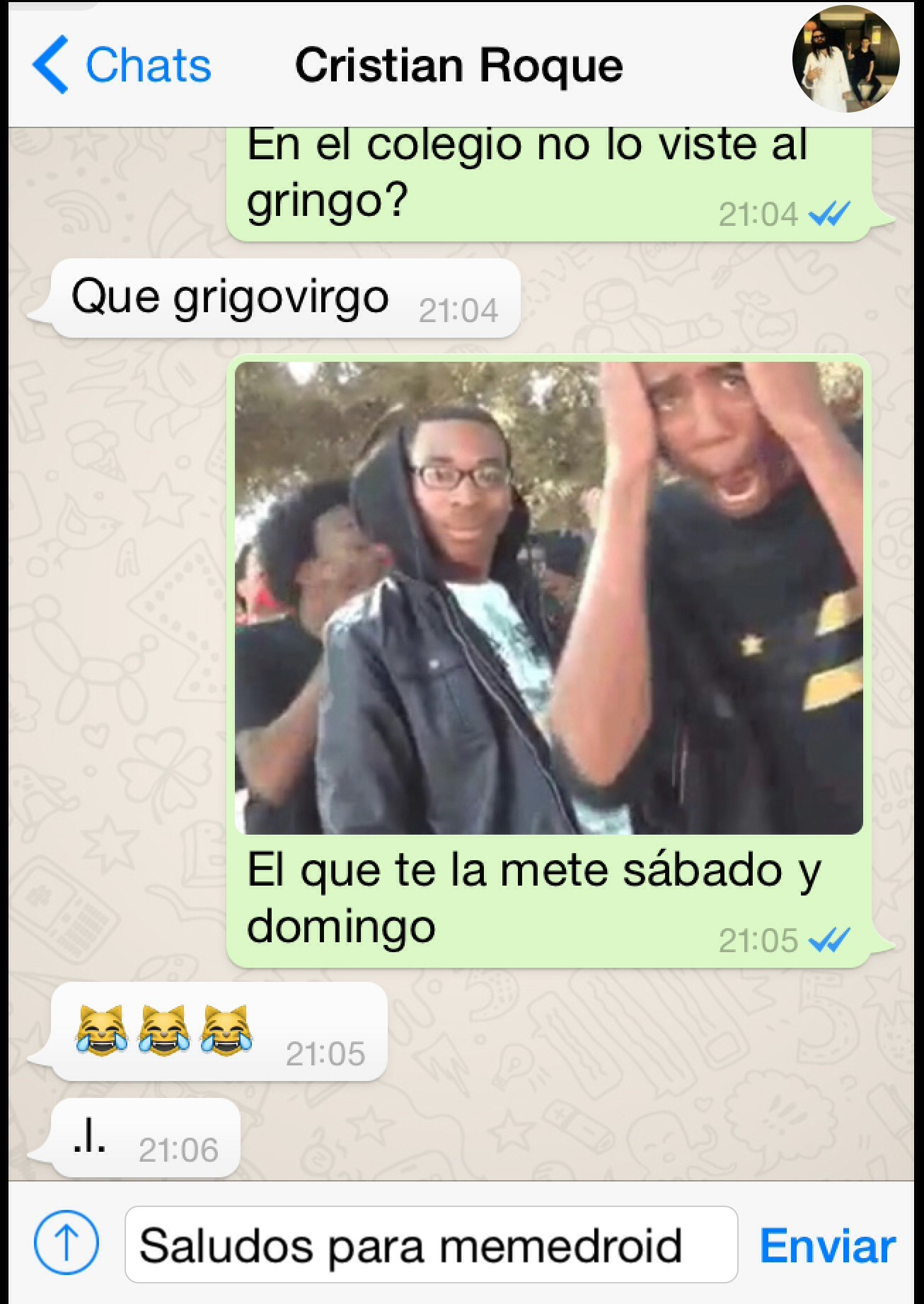 Gringo :D - meme