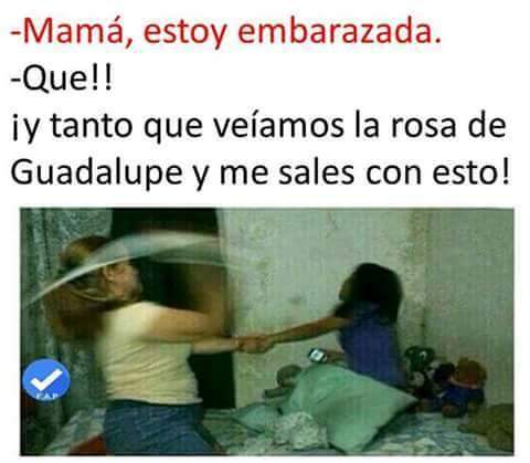 Tantas horas de la Rosa de Guadalupe - meme