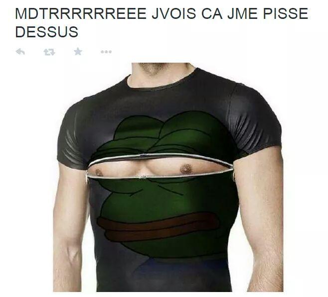 Wtf ce t-shirt ! - meme