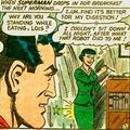 Lois and Brainiac sitting in a tree... F-U-C-K-I-N-G