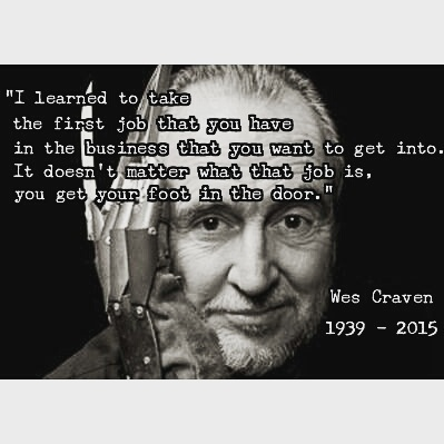 One of the Masters of Horror - meme