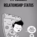 Nunca me dejes ir pizza