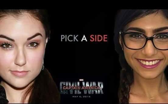 Dificil escolha - meme