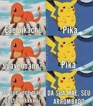 Pika - meme