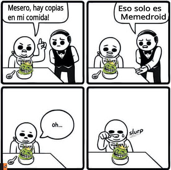 Copias - meme