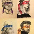 Would you have known  the names without the masks? You are a nerd
