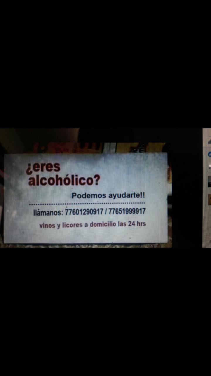 Alcoholico - meme