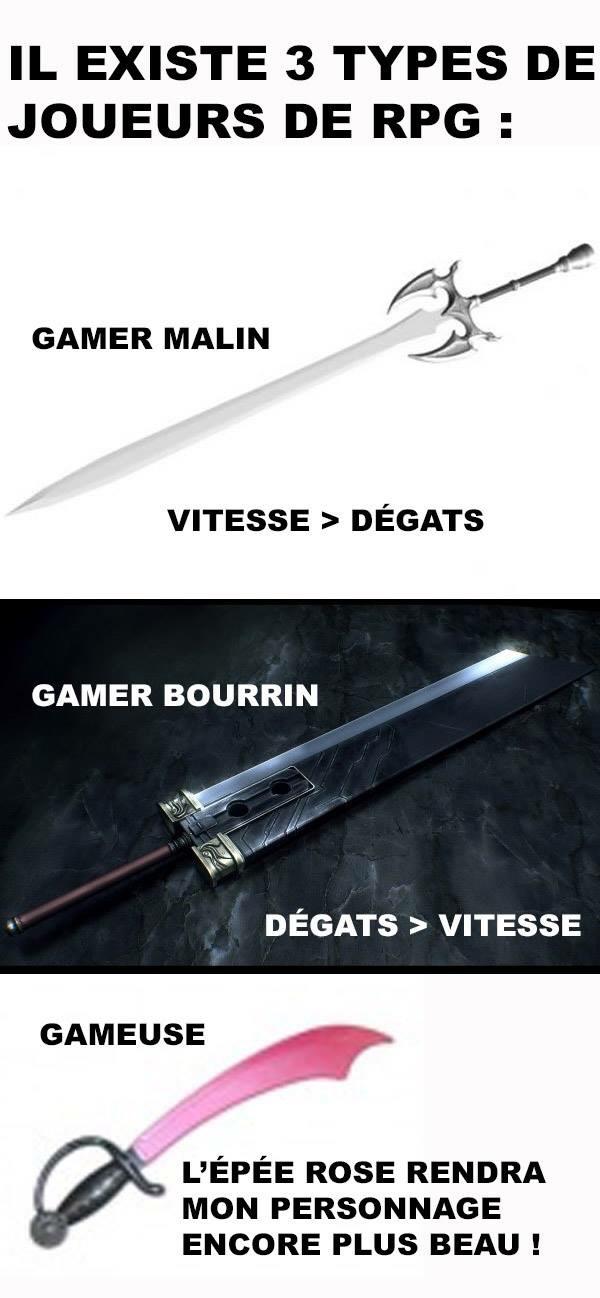 Gamer malin yeas - meme