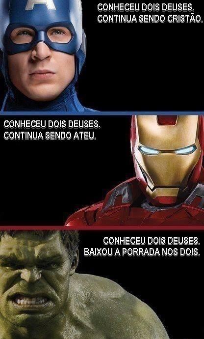 Hulk mito - meme