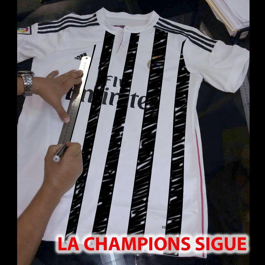 La champions sigue - meme