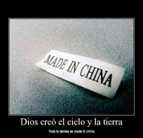 Made in china - meme